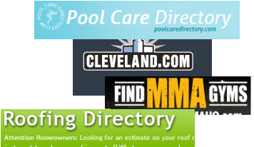 Local niche directories help business get found online for their specific lines of work.