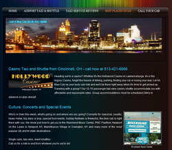 Fully optimized starter website for Las Vegas business.