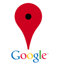 Local businesses are displayed and mapped in Google Places.